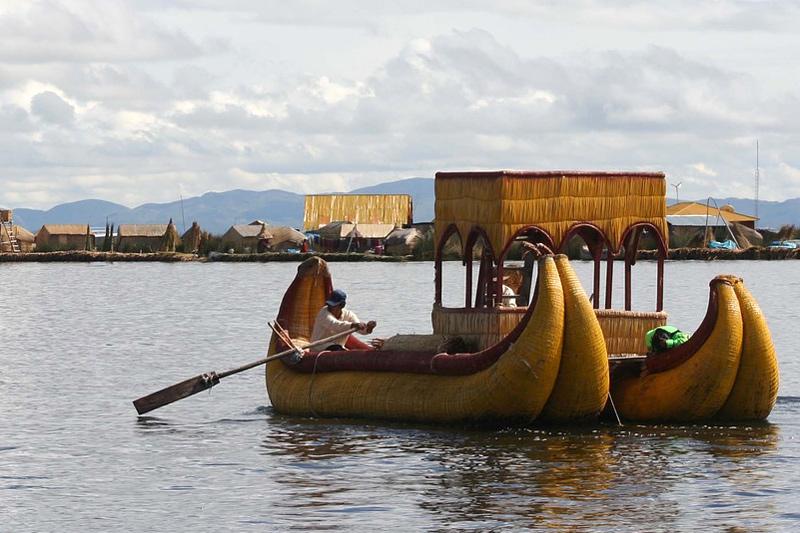 Bolivia Uros