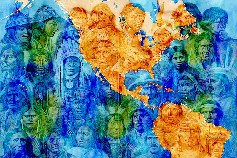 Native American From Alaska to Tierra del Fuego